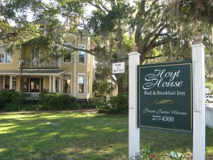 The Hoyt House, Amelia Island, FL