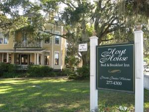 The Hoyt House, Amelia Island, FL