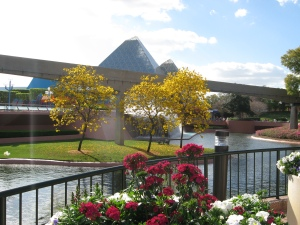 Journey to Imagination at EPCOT