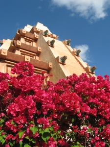 Mexico pavilion at EPCOT
