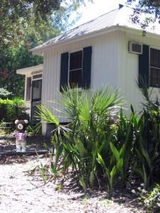 Cabbage Key cottage