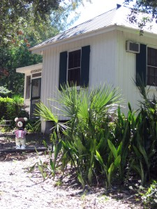 Cabbage Key cottage