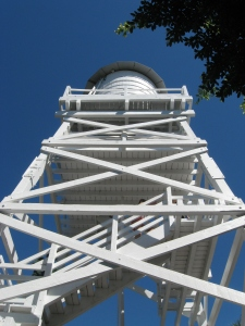 Captiva cruises-water tower
