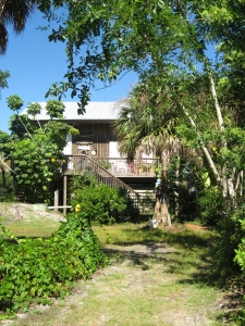 Captiva cruises-Cabbage Key house