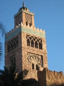 Morocco pavilion