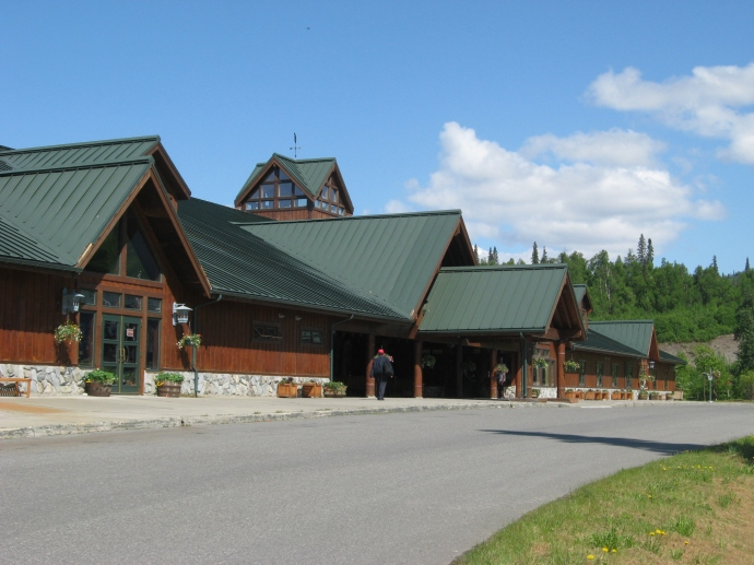 Mt. McKinley Princess Lodge