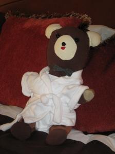 Teddy-robe