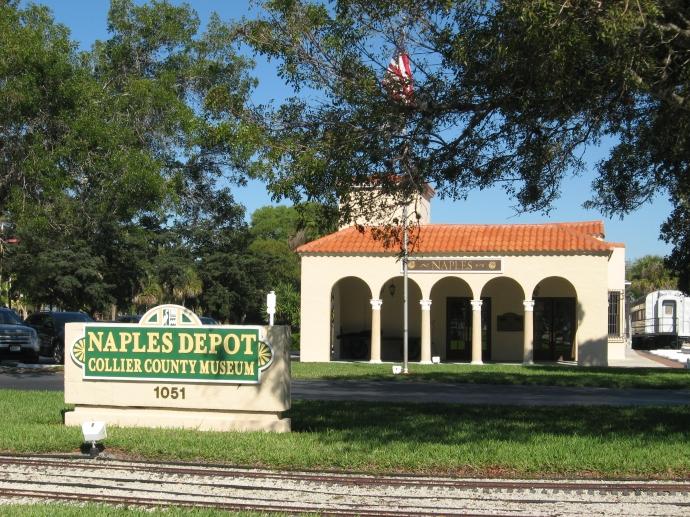 Naples Depot Museum